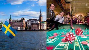 Hur manga svenskar spelar kasino