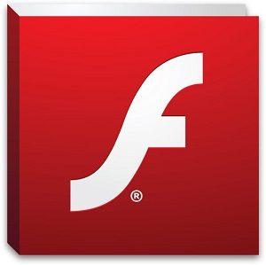 Se till att Flash finns tillgängligt